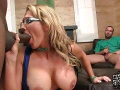 Awesome Nikki Sexx Is Fond Of Big Black Cocks 3