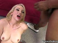 Blacks On Blondes - Sara Monroe