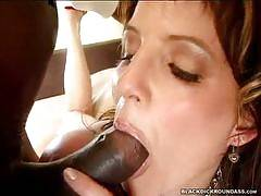 BlackDickRoundAss - Sadie the MILF is a Perfect 10...