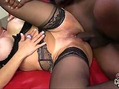 blacks on cougars - Sexy Vanessa