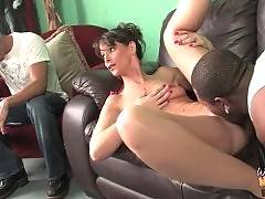 In this porn video you can see winning Syren DeMar