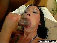 Niki Dark. cumfilled butts