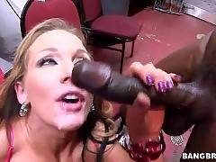 Sexy and hot Nikki Sexx and her gorgeous fucker