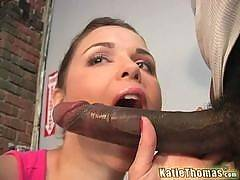 Katie Thomas - 12 Inch Monster Cock