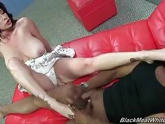 Tiffany Mynx Drives Black Dude Crazy With Her Feet 2