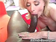 Huge Dick Interracial Porn