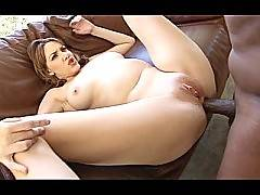 Black cock slut gets nailed. Audrey Elson