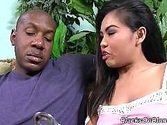blacks on blondes - Cindy Starfall
