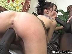 blacks on blondes - Jessi Palmer