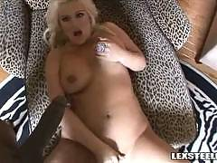 Julie Cash Does POV with Lex Steele
