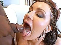 Slut fucks big black cocks. Valerie Luxe