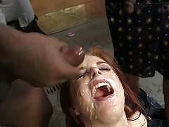 Penny Pax's impatient and it shows the very second she's out of the make-up room