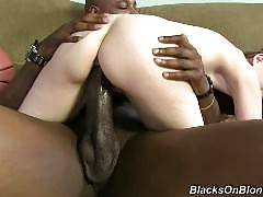 Lara Brookes is cheerleading for her first first EVER taste of big, black cock