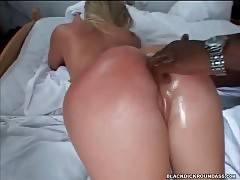 Nasty white chick Elen Diesel craves for deel anal penetration.