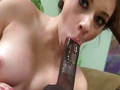 blacks on blondes - Aubrey James