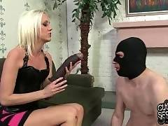 Kacey Villainess Trains Submissive White Guy 2