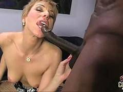 blacks on cougars - Gemma More
