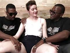 Black Dudes Tender And Undress Cute Emma Snow 1