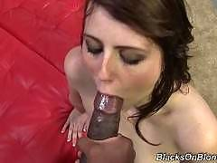 blacks on blondes - Emma Ash