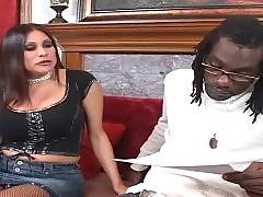 In this porn video you can see wanton angel