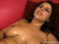 Lexxxi Lockhart Lusting After Black Dick