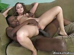 blacks on blondes - Remy LaCroix