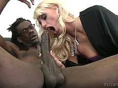 White Chicks Gettin Black Balled #37 Part 1, Scene #3. John E Depth, Erica Fontes