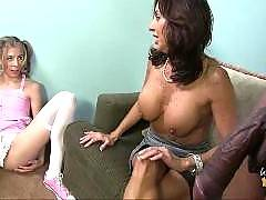 watching my mom go black - Tara Holiday , Chastity Lynn