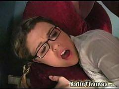 Katie Thomas-Me and Riley