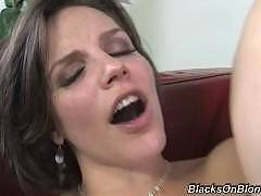 Blacks On Blondes - Bobbi Starr