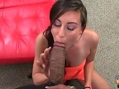 Sluty school girl tries to seduce her black coach.